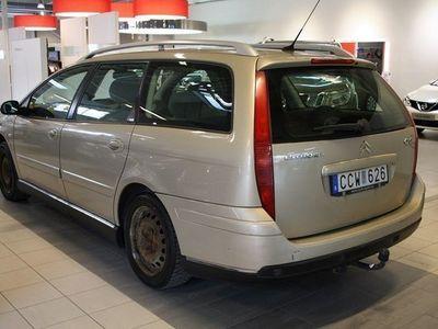 begagnad Citroën C5 II 2.2 HDI Kombi 2007, Kombi 29 900 kr