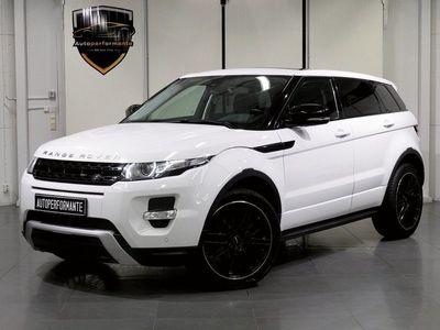 begagnad Land Rover Range Rover evoque 2.2 SD4 4WD PANORAMA GPS 190hk