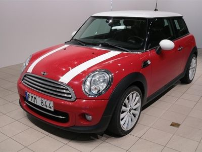 begagnad Mini Cooper D Wired Bonnestrips