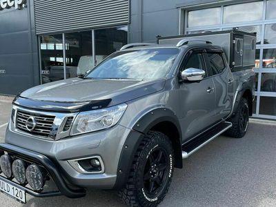 begagnad Nissan Navara Tekna WT Metall Jakt Edition 3+1