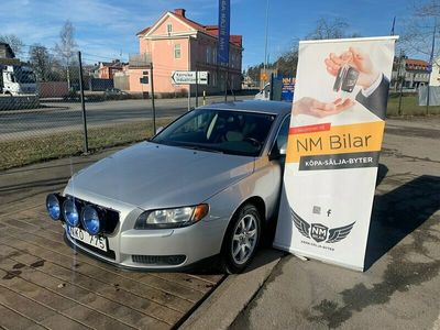 begagnad Volvo S80 D5 Geartronic Kinetic 185hk