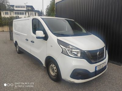 begagnad Nissan NV300 Van L2H1 1.6 dCi EU-6 125hk