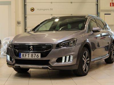 used Peugeot 508 RXH 2,0 BlueHDi 180 Hk Aut