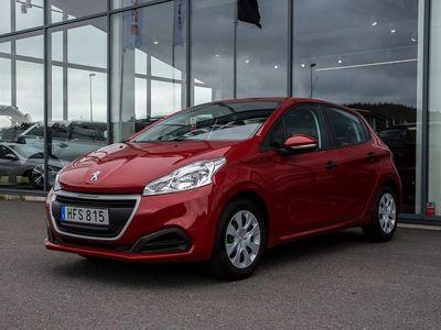 begagnad Peugeot 208 5-D 1.0 68hk Nyservad 3.542mil