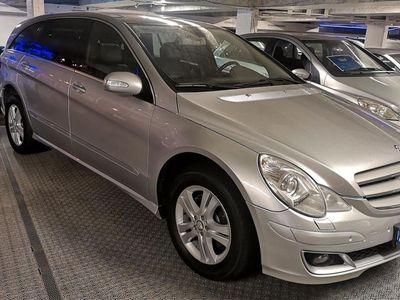 begagnad Mercedes R350 L 4MATIC 7G-Tronic 7-sits 272hk panorama