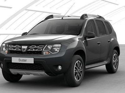begagnad Dacia Duster 4x2 phII 1.5 dCi Black Shadow II 2017, Kombi 149 800 kr