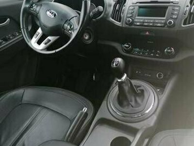 begagnad Kia Sportage 1,7 CRDI EX SL