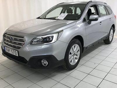 begagnad Subaru Outback 2.5i Base Automat 2016, Kombi 285 000 kr