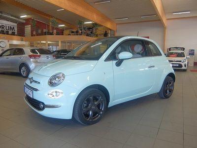 begagnad Fiat 500 1.2 Lounge Euro 6 69hk -17