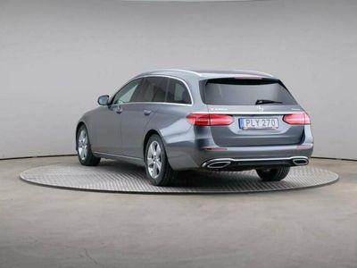 begagnad Mercedes E220 T 4matic SE Edition Teknikpkt Premium