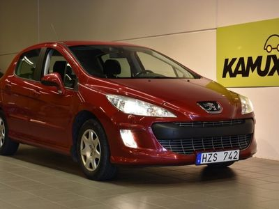 begagnad Peugeot 308 5-D 1.6 VTi Aut 120hk SoV