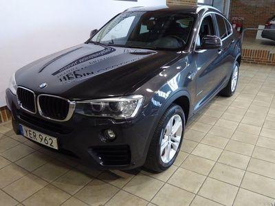 used BMW X4 XDRIVE 2.0D // Automat // Vinterhjul
