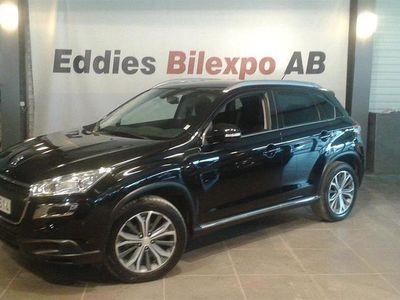 begagnad Peugeot 4008 Allure 1.8 HDi 4WD NAVI PANORAMA