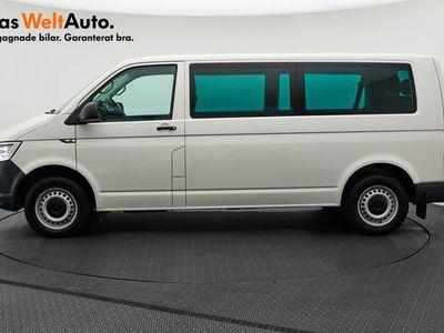 begagnad VW Caravelle T6lång hjulbas 2.0 150 TDI
