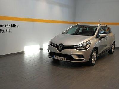 begagnad Renault Clio IV PhII Energy TCe 90 Intens SpT 2017, Halvkombi 114 900 kr