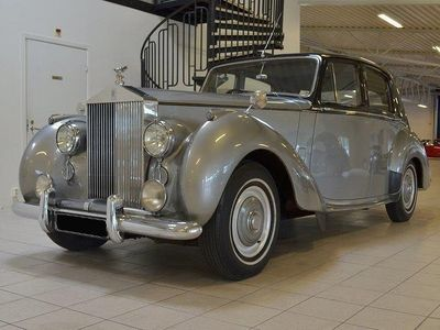 brugt Rolls Royce Silver Dawn