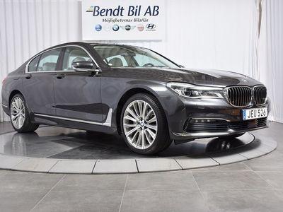 usata BMW 730 d xDrive 2016, Sedan 609 500 kr