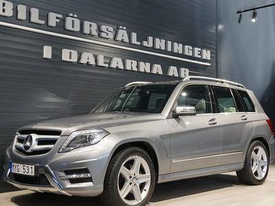 begagnad Mercedes 220 GLK BenzCDI 4M AMG Paket Aut 2013, SUV 229 000 kr