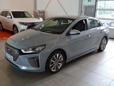 brugt Hyundai Ioniq Hybrid Premium Eco Automat