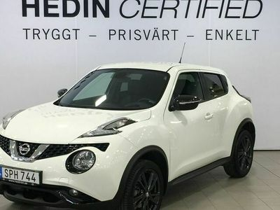 begagnad Nissan Juke 1.6L 117 CVT N-CONNECTA COLOR P BLACK 18""