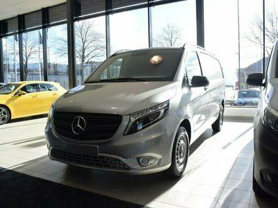 begagnad Mercedes Vito - Benz116 CDI Skåp Lång