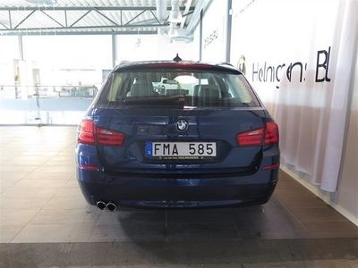 gebraucht BMW 525 d xDrive Touring (218 hk)