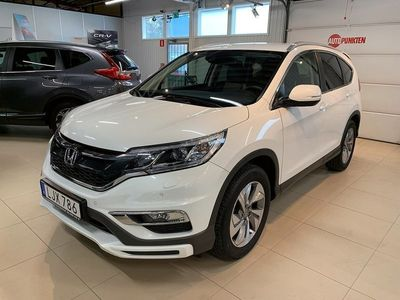begagnad Honda CR-V 2.0 i-VTEC 4WD Lifestyle plus *Dragkrok*