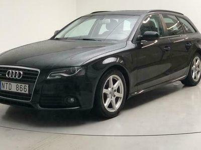 begagnad Audi A4 2.0 TFSI E85 Avant quattro 2011, Kombi Pris 98 000 kr