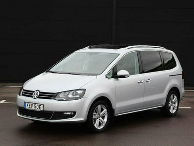 begagnad VW Sharan  VW