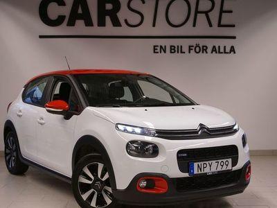 begagnad Citroën C3 Feel free 82Hk Euro 6