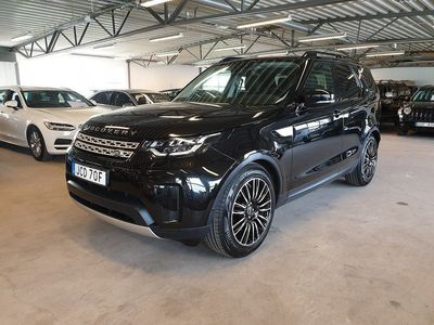 begagnad Land Rover Discovery 3.0 SDV6 4WD 7-sits 306hk