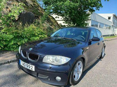 begagnad BMW 120 d Advantage 163hk0%Ränta