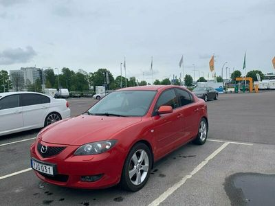 begagnad Mazda 3