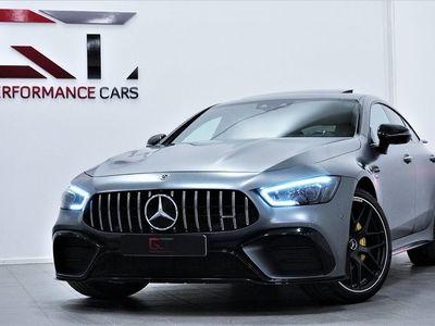 begagnad Mercedes AMG GT 43 Coupé 4M+ 4MATIC+ / Aerop