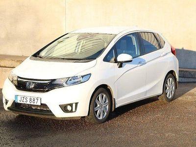 begagnad Honda Jazz Elegance Aut / CVT Nav