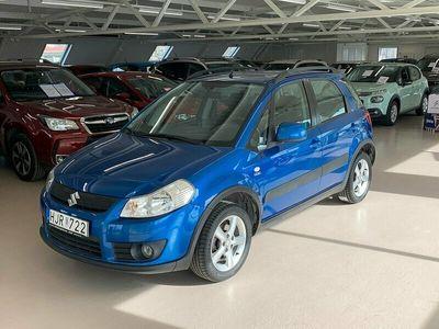 begagnad Suzuki SX4 1.9 DDiS i-AWD 120hk