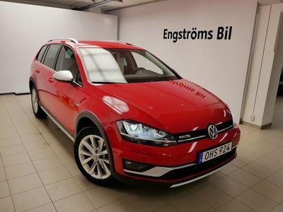 begagnad VW Golf Alltrack TSI 180HK 4MOTION