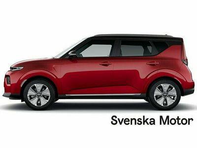 begagnad Kia Soul EV Advance Plus SUV Long 64 kWh