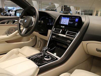 begagnad BMW M850 xDrive Cabriolet Aut Nypris 1 515.100:-