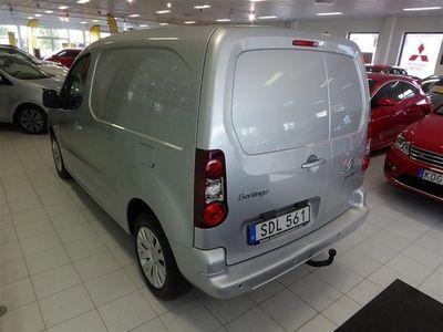 begagnad Citroën Berlingo 1.6 HDi Skåp 90hk Pro Pack -15