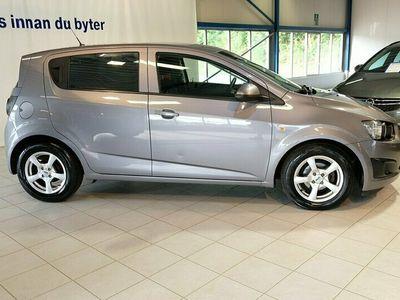 begagnad Chevrolet Aveo 1.2 Manuell. 86hk. 2012