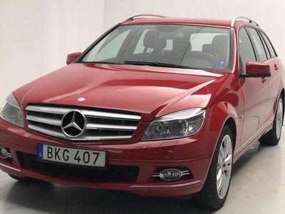 begagnad Mercedes C220 C-KlassCDI BlueEfficiency Kombi S204