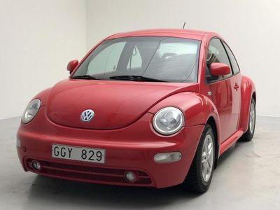 begagnad VW Beetle 2.0
