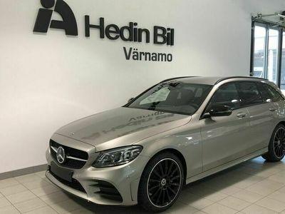 begagnad Mercedes C220 CAMG Night Edition Premium