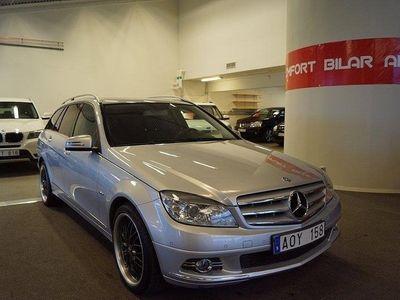 begagnad Mercedes C220 T CDI BlueEFFICIENCY/Auto