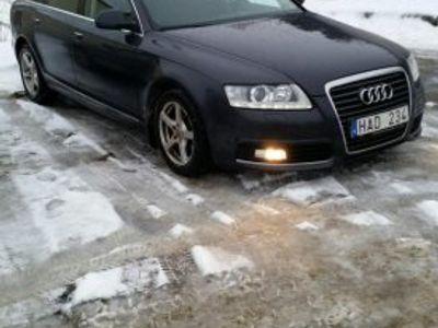 begagnad Audi A6 -10