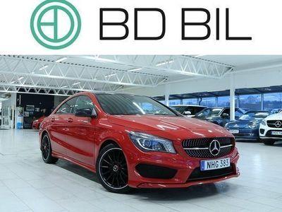 begagnad Mercedes 200 CLA BenzAMG NAVI PANORAMA 2016, Sportkupé 217 900 kr