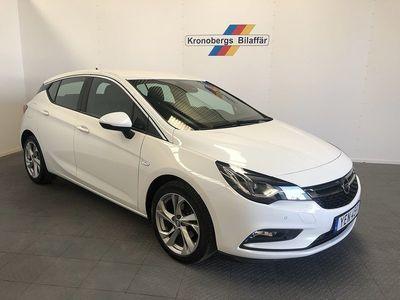 used Opel Astra Nya Dynamic 1,4T 125hk 5d