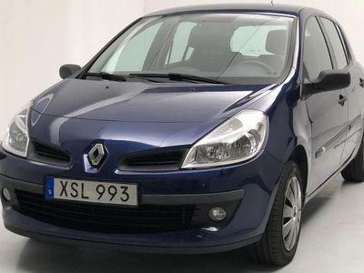 begagnad Renault Clio III 1.4 5dr