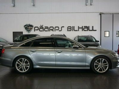 begagnad Audi S6 Sedan 4.0 TFSI V8 quattro S Tronic 420hk